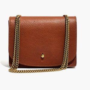 🌵NEW! Madewell chain crossbody leather bag